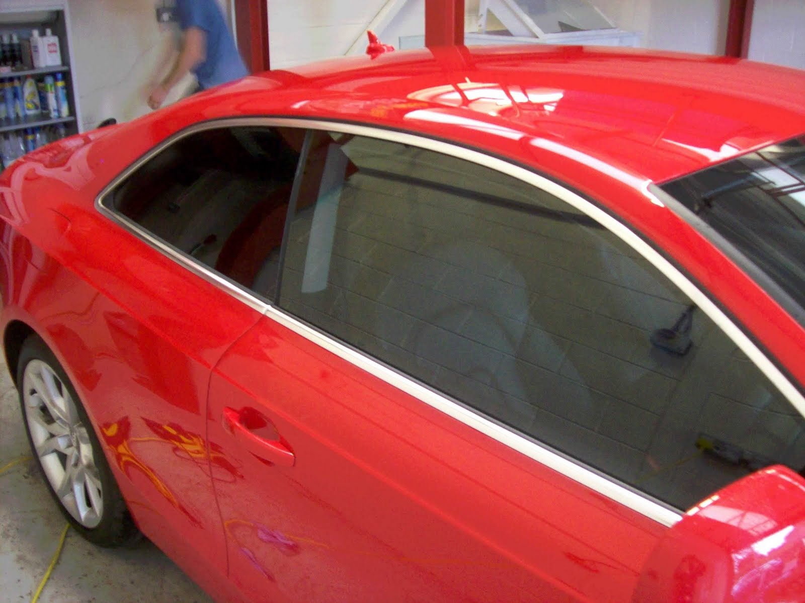 Red Window Tint >> Car Window Tinting Dandenong Paint Protection Office